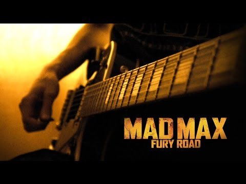 Mad Max: Fury Road (Metal Cover by Dextrila)