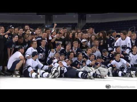 Pegula Ice Arena: Midnight Practice
