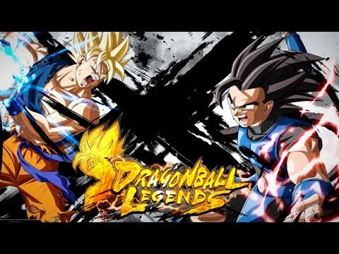 THIS GAME IS GORGEOUS!!! Dragon Ball Legends Beta! How To Download Beta?!