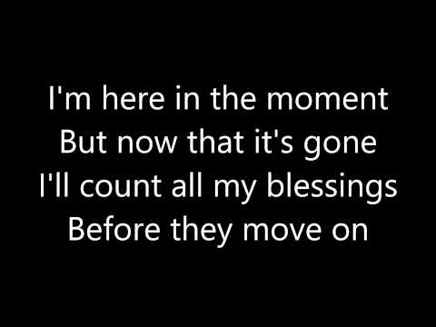 I-Exist - Giving My Life (Lyrics)