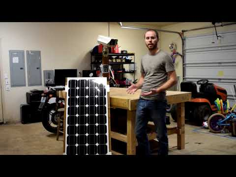 Solar Powered Wireless Security Camera System (Raspberry Pi DiY)