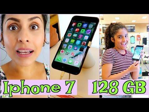 Comprando Iphone 7 Jet  Black Para mi Hija !!  - Junio 21, 17 ♡IsabelVlogs♡