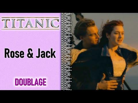 Titanic - Rose & Jack Scene (Fandub by Jefon & Michiyo)