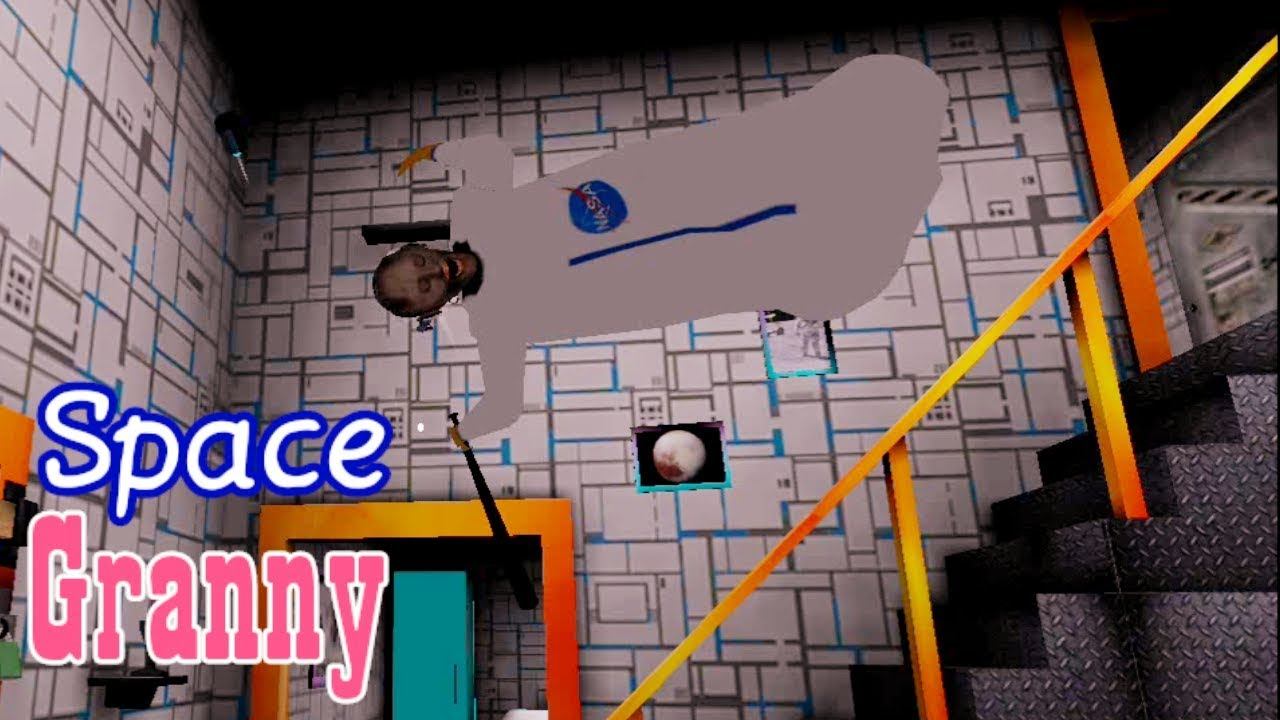 Space Granny Full Gameplay