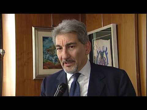 INTERVISTA RAFFAELE CATTANEO PRESIDENTE CONSIGLIO REGIONALE LOMBARDIA.