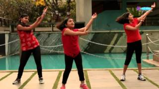 Dil Cheez Tujhe Dedi ( Airlift ) Bollywood Kids Dance : Just Knock for Dance Academy