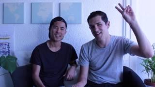 Meeting my Japanese Boyfriend - Gay Edition!