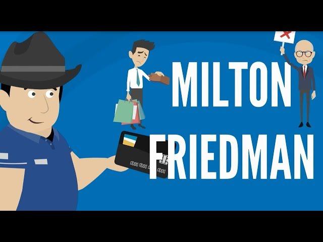 MILTON FRIEDMAN | DME