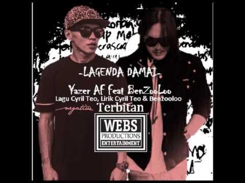 Yazer AF Feat BenZooLoo - Lagenda Damai (Promo)