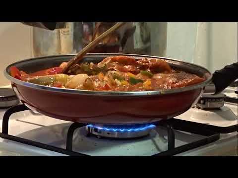 recette-poulet-basquaise