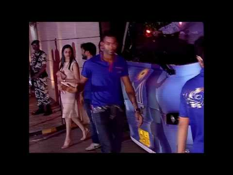 Ambanis Celebrate Mumbai Indians IPL Win With A Star Studded Bash