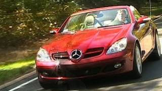 Mercedes SLK 350 Videos