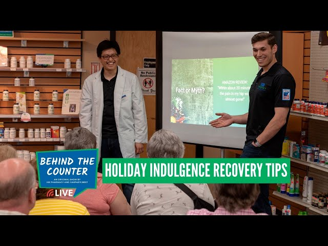 Holiday Indulgence Recovery Tips