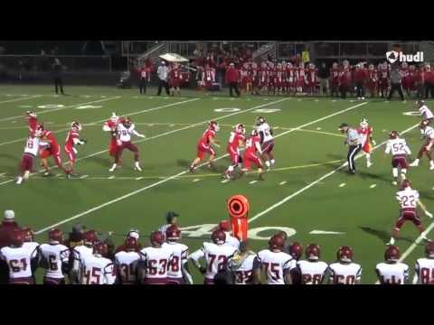 Aaron Thompson Senior Year 2015-2016 North Eugene High School