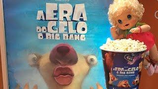 Baby Alive Clarabela no Cinema com BIA LOBO