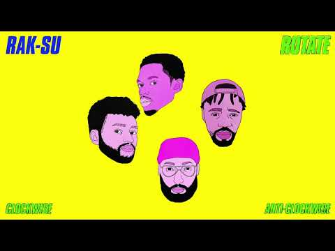 Rak-Su - Rotate Clockwise