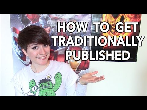 How to Get Traditionally Published