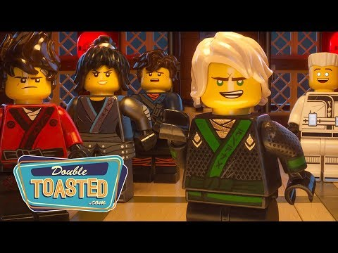 THE LEGO NINJAGO MOVIE REVIEW - Double Toasted