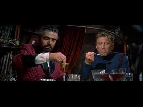 20,000 Leagues Under The Sea (1954) The Dinner Party
