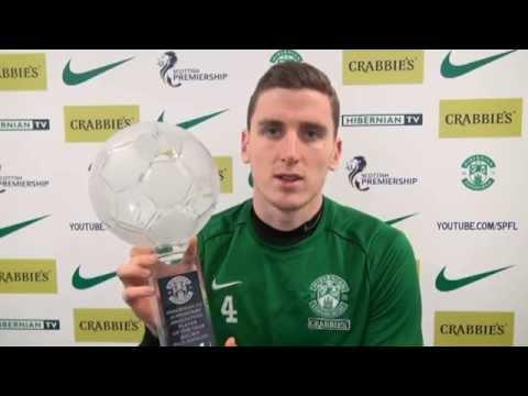 New: Paul Hanlon on Supporters Association Award