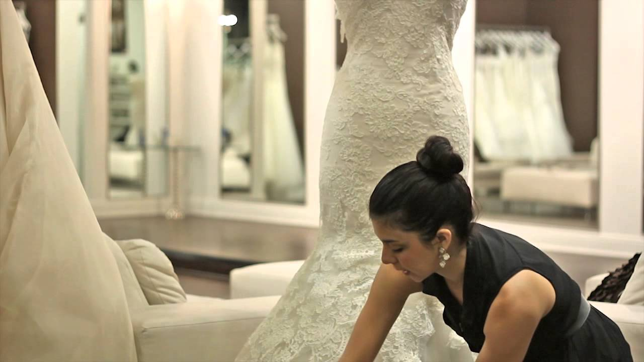 Techniques To Make A Wedding Dress Longer : Wedding Dresses U0026 Bridal  Fashion   YouTube