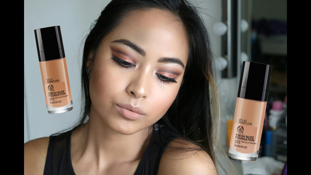 the body shop foundation recension