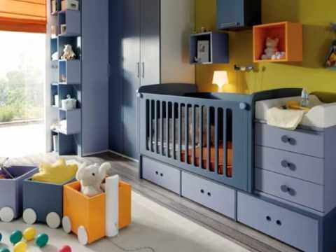 Cunas convertibles cmas infantiles peque as habitacione doovi - Muebles shena literas ...