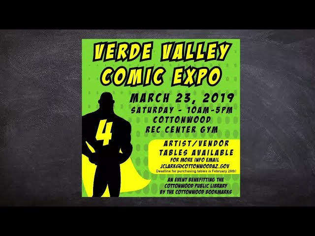 Inside Cottonwood February 2019 Verde Valley Comic Expo
