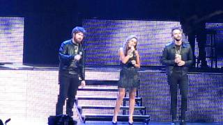 American Idol tour - finale - Orlando 7/24/11