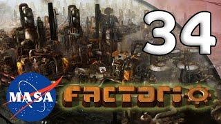 Factorio MASA [Multiplayer] - 34. Breaking Trains, Fixing Copper - Let
