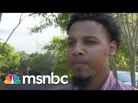 Exclusive: Extended Interview With SC Shooting Witness | msnbc