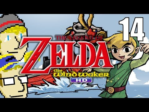 Wind Waker HD - All That For A Treasure Chart - THE CONDUCTORS - PART 14