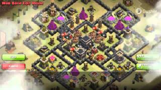 Clash of clans livestream by jordantanjunwen Episode 3