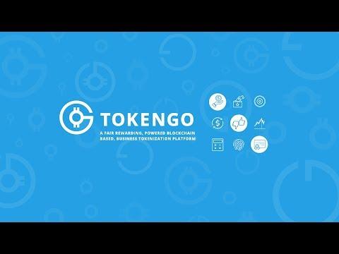 TokenGo - New Business Platform Based on Blockchain