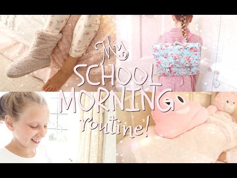 MY SCHOOL MORNING ROUTINE | Coco's World