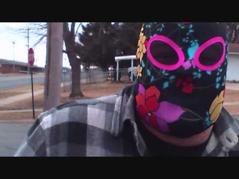 Homeless Wrestler with Golden Scarface Voice in Topeka, Ks *Ted Williams radio parody*