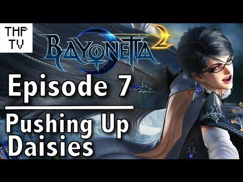 Bayonetta 2 (Ep. 7) - Pushing Up Daisies