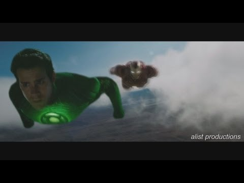Justice League  vs The Avengers Trailer (Fan Made)