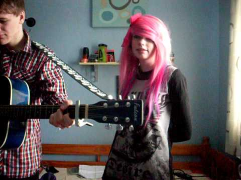 Escape the Fate-Something(Cover)
