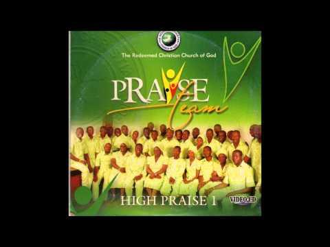RCCG Praise Team-The Magnificient God Side 2