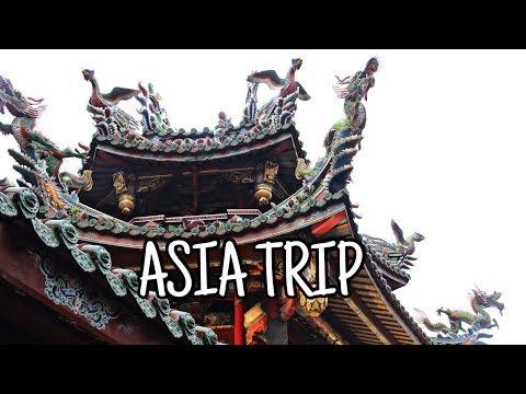 Asia Travel Diary