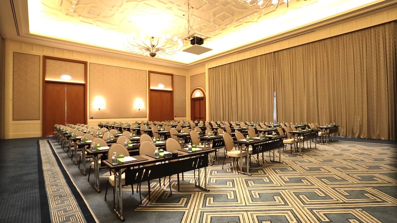Four Seasons Resort Dubai Dana Ballroom