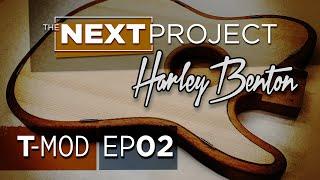 Harley Benton T-Style Mod - Ep 02