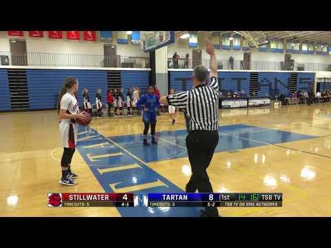 High School Girls Basketball: Stillwater vs. Tartan