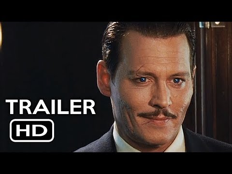 Murder on the Orient Express Official Trailer #1 (2017) Johnny Depp Drama Movie HD