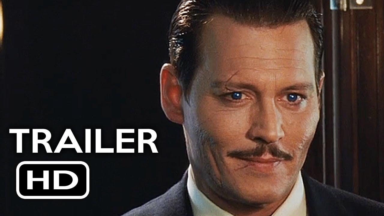 Murder On The Orient Express Official Trailer 1 2017 Johnny Depp