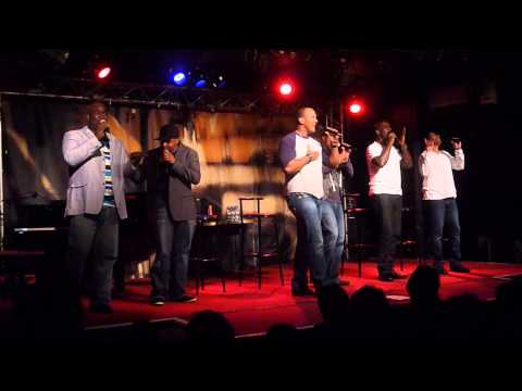 Take 6 - Wade in the water (New Morning - Paris - May 2nd 2013)