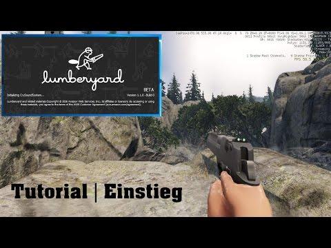 Lumberyard  | Tutorial und Vorstellung | Einstieg  [Deutsch]
