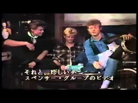 A-ha on channel 3 (funny interview)