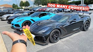 I BOUGHT ANOTHER ZR1...